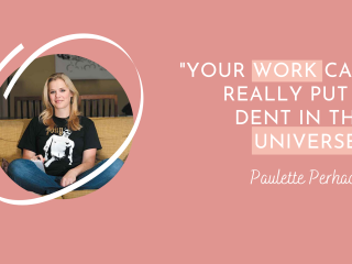 Paulette Perhach on the Perks of Being a Generalist