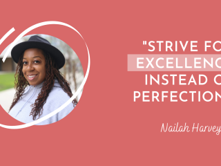 Nailah Harvey On Helping Writers Bring Their Ideas To Life